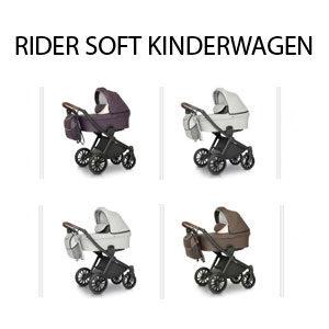 RIDER SOFT Kinderwagen